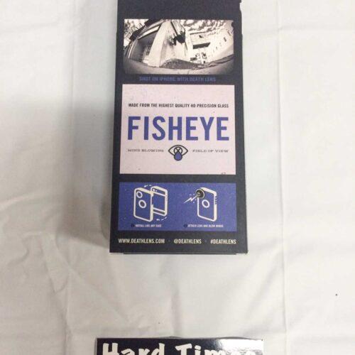 DeathLens iPhone 4 Extreme Fisheye