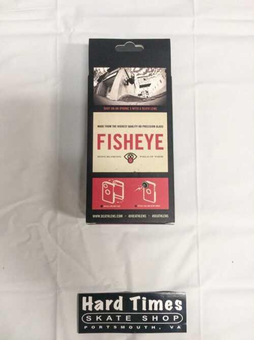 DeathLens iPhone 5/5s Extreme Fisheye