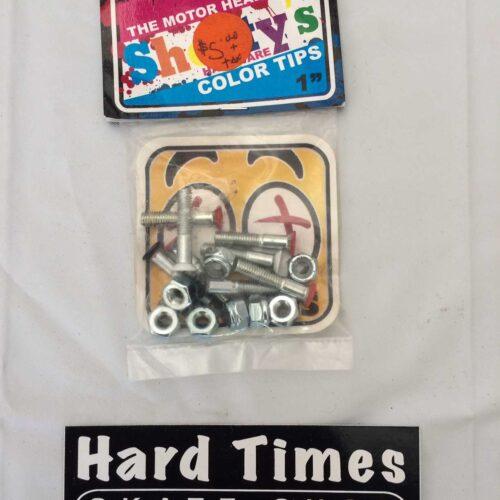 "Shorty's 1"" Color Hardware – Motorhead"