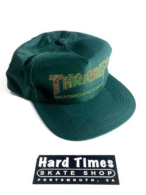 Thrasher Davis Mag Logo Snapback
