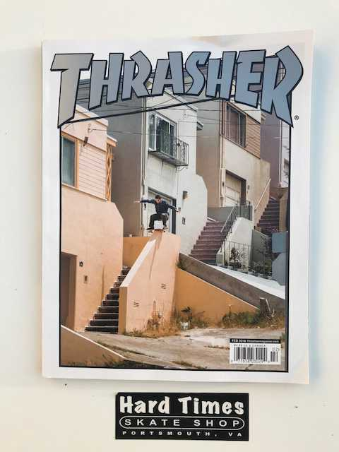 Thrasher February 2018