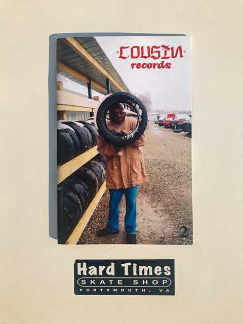 Cousin Records #2 Car Zine