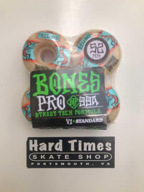 Bones Wheels Pro STF McClung Ritual