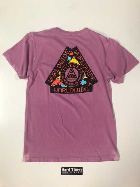 HUF Color Tech Triple Triangle Tee