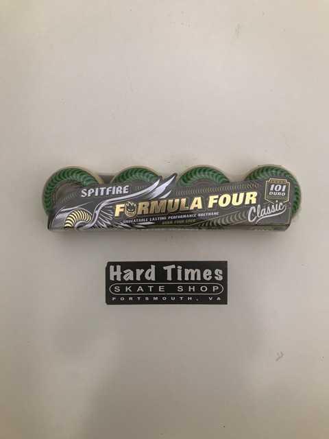 Spitfire Formula Four 101du Classic Swirl