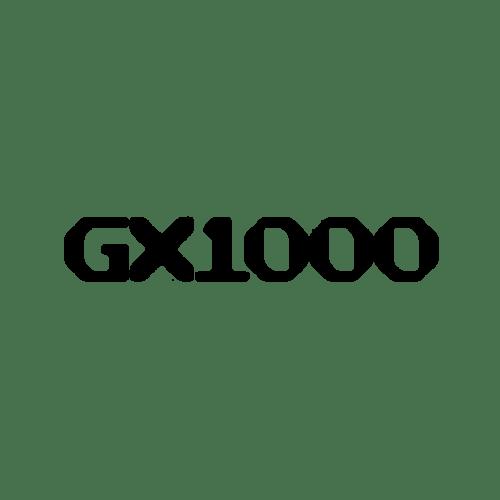 GX1000 OG Logo 6Panel Snapback