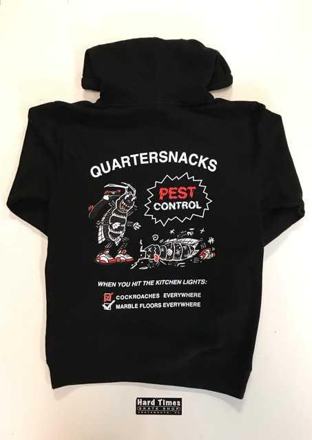 Quartersnacks Pest Control Hoody