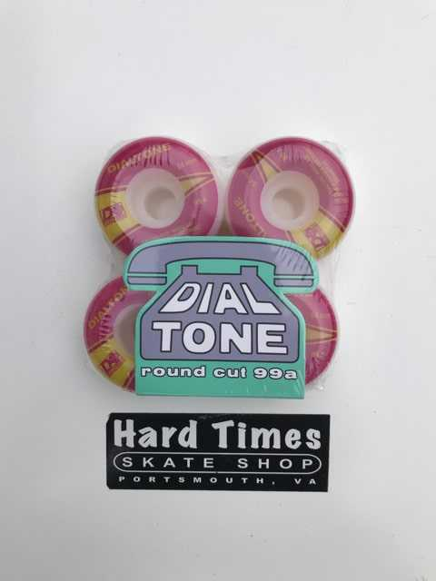 Dial Tone Wheel Co. Atlantic