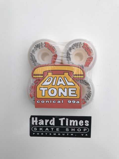 Dial Tone Wheel Co. Aaron Herrington Vandal