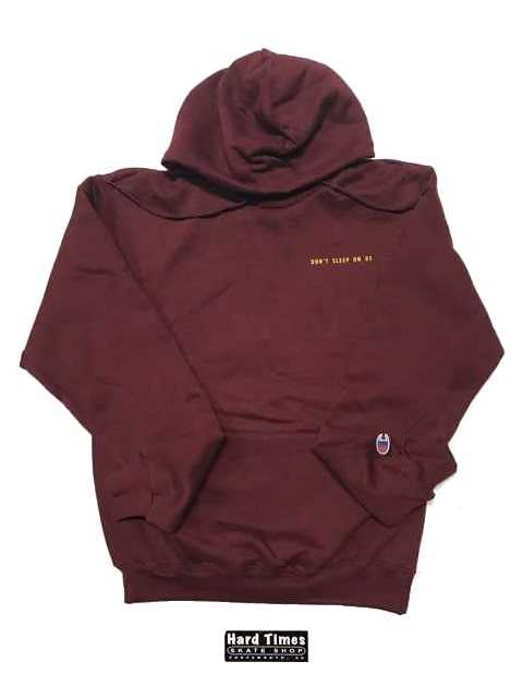 Hard Tmes Don't Sleep on Us Hoodie