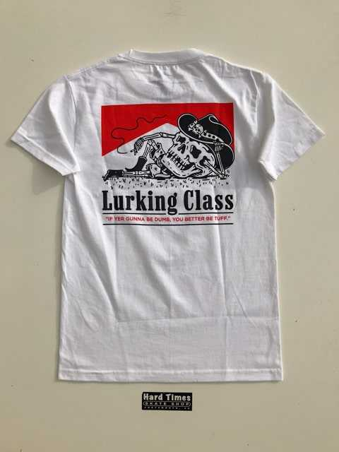Lurking Class by Sketchy Tank Dumb Tee