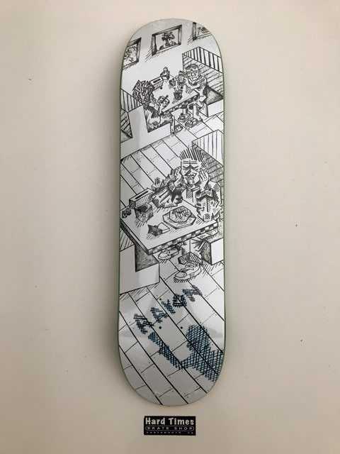 Polar Skate Co. Aaron Herrington Diner