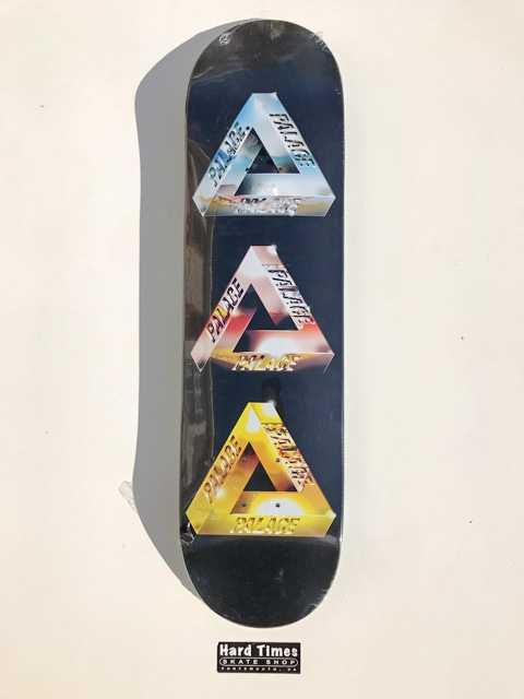Palace Skateboards Nein FX White