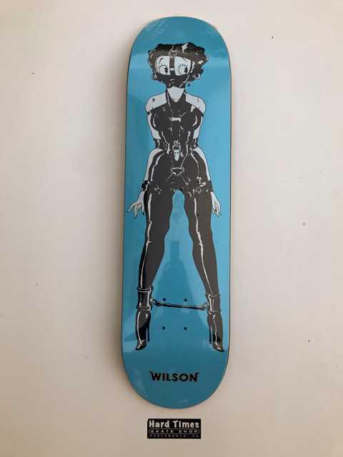 Quasi Wilson Safe