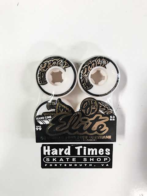 OJ Wheels Elite Hardline
