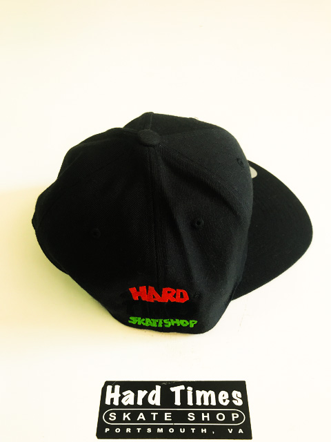 Hard Times All In Your Grill Snapback